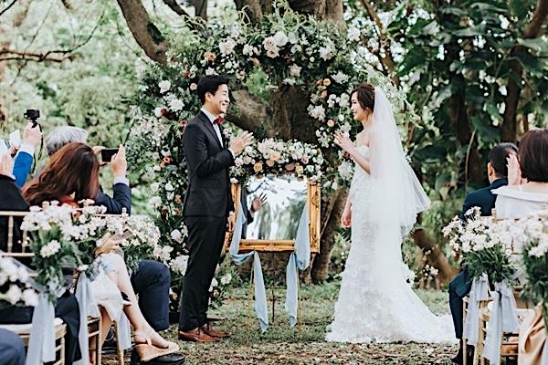 戶外婚禮場地,戶外婚禮,美式婚禮