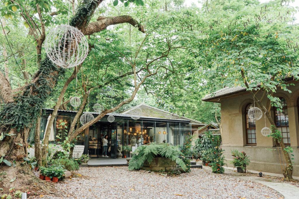 大院子,特色場地,婚禮餐廳