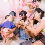想樂工作室 寶寶抓周派對