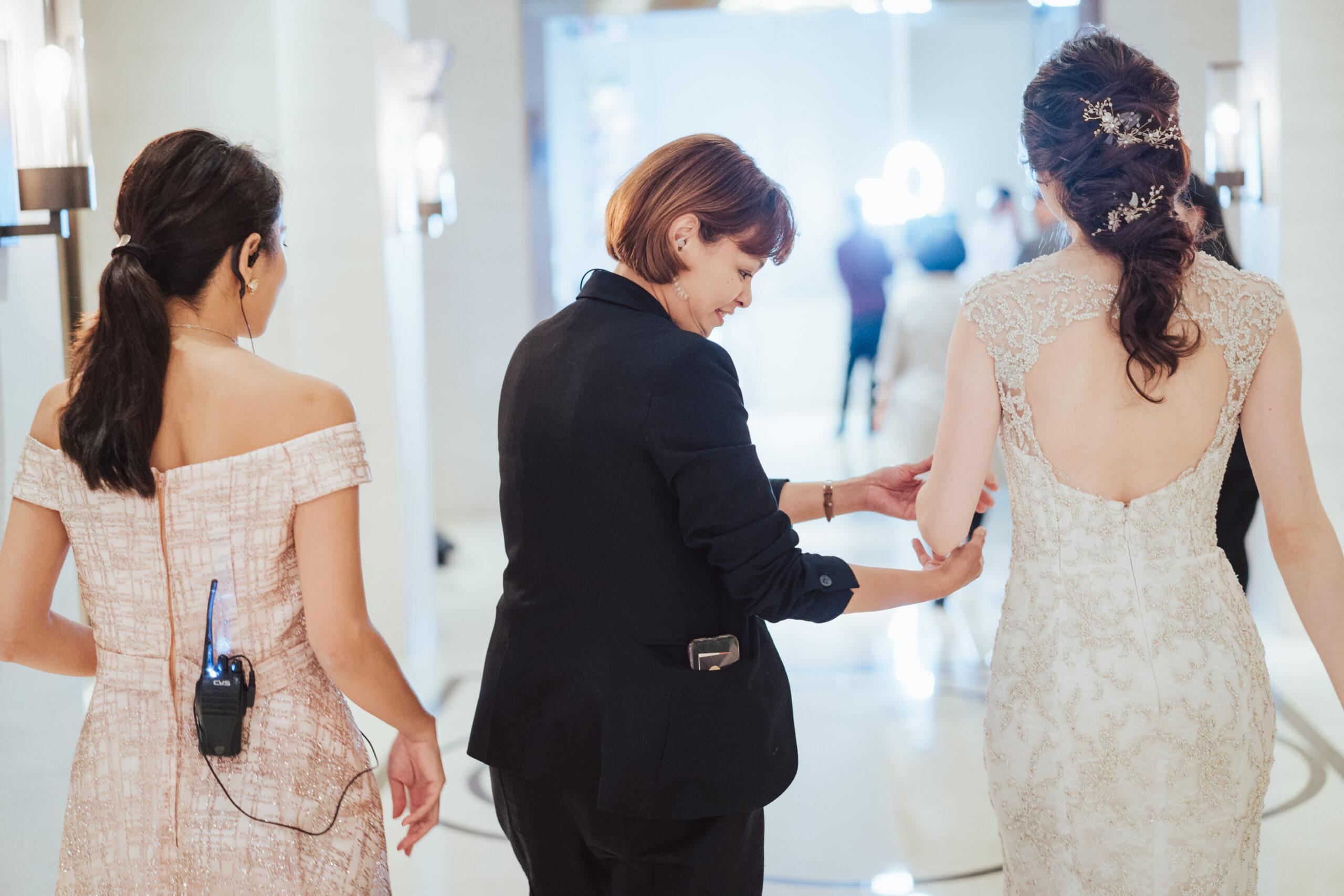婚禮小管家,顧問