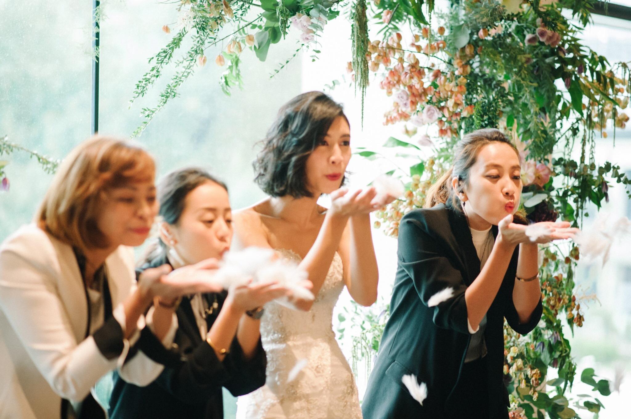 婚禮,企劃