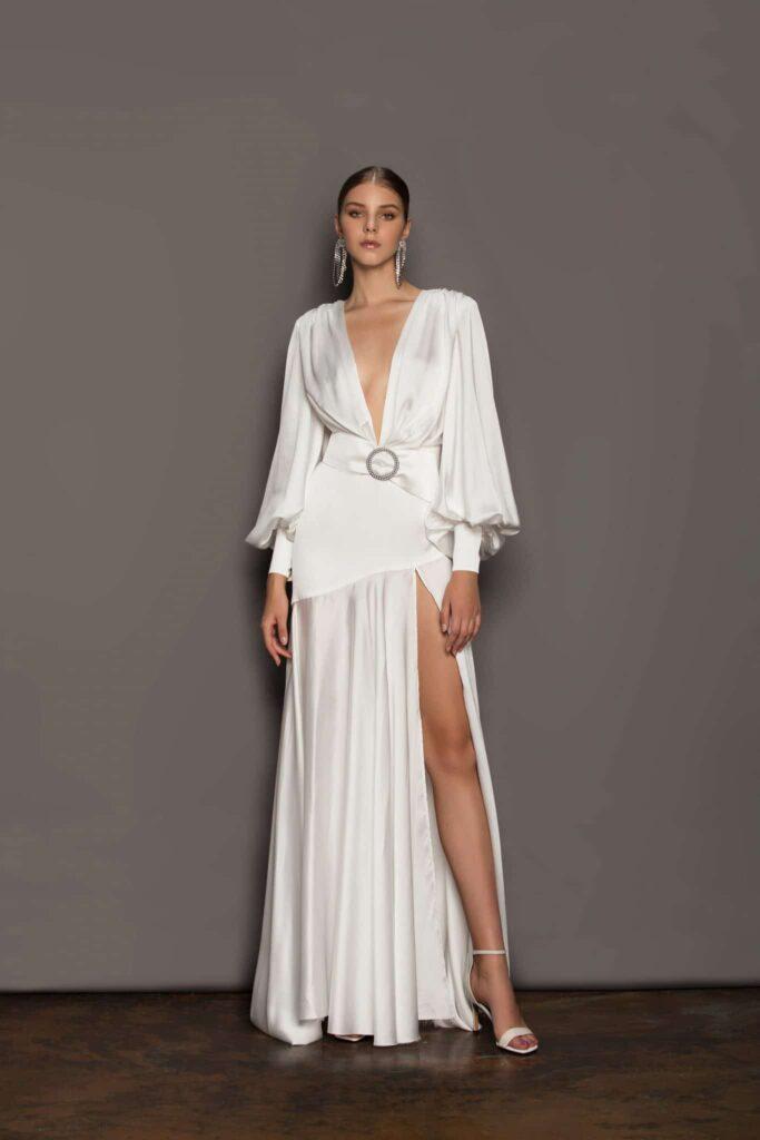 bronxandbanco,wedding dress, 輕婚紗