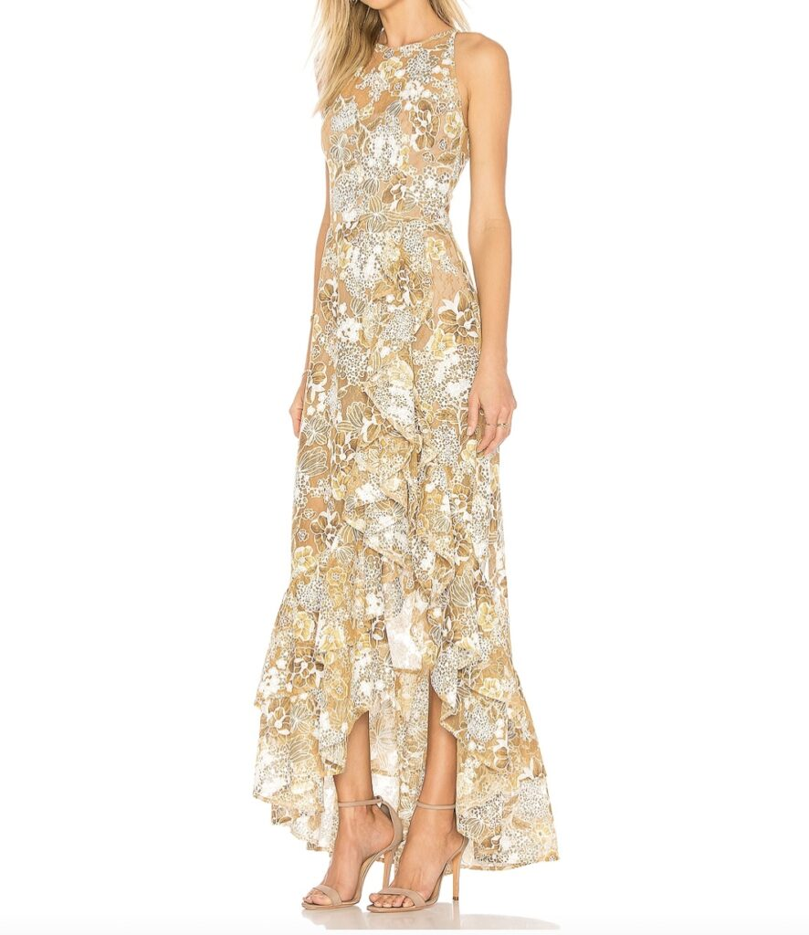 REVOLVE,婚紗,wedding dress