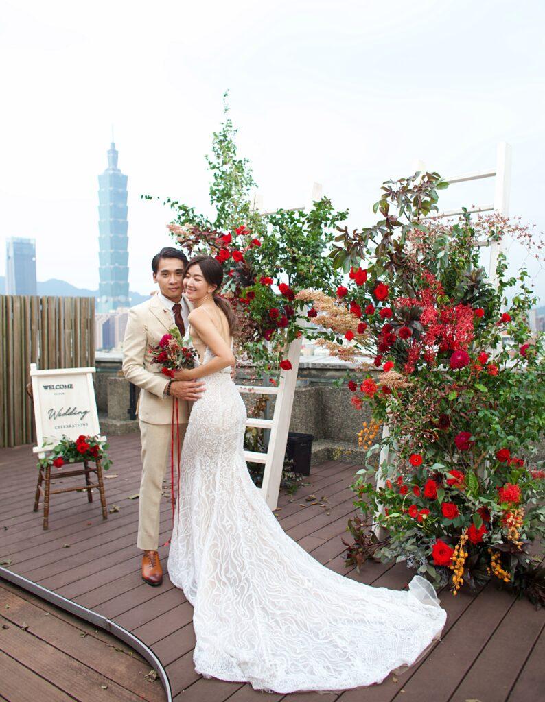 群璽,特色婚禮,高空婚禮