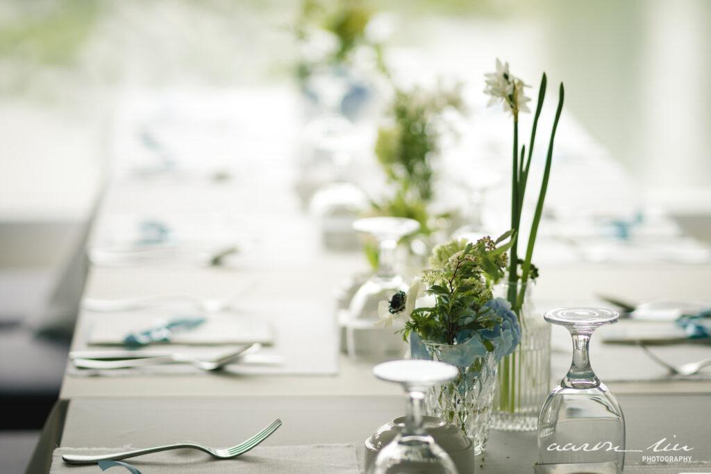 海外婚禮,婚禮場地,餐桌佈置